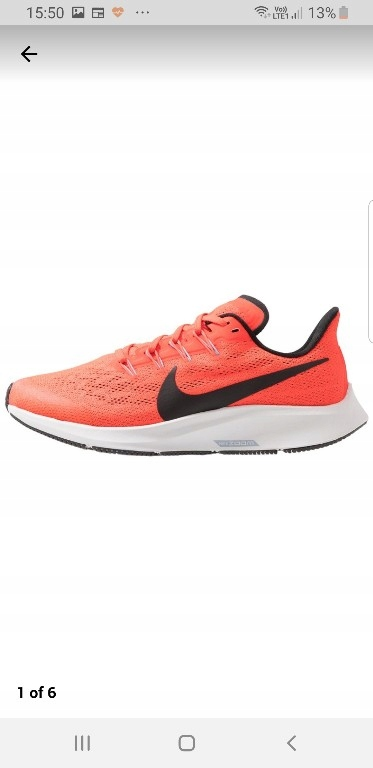 Buty Nike Pegasus 33 21 cm, NOWE