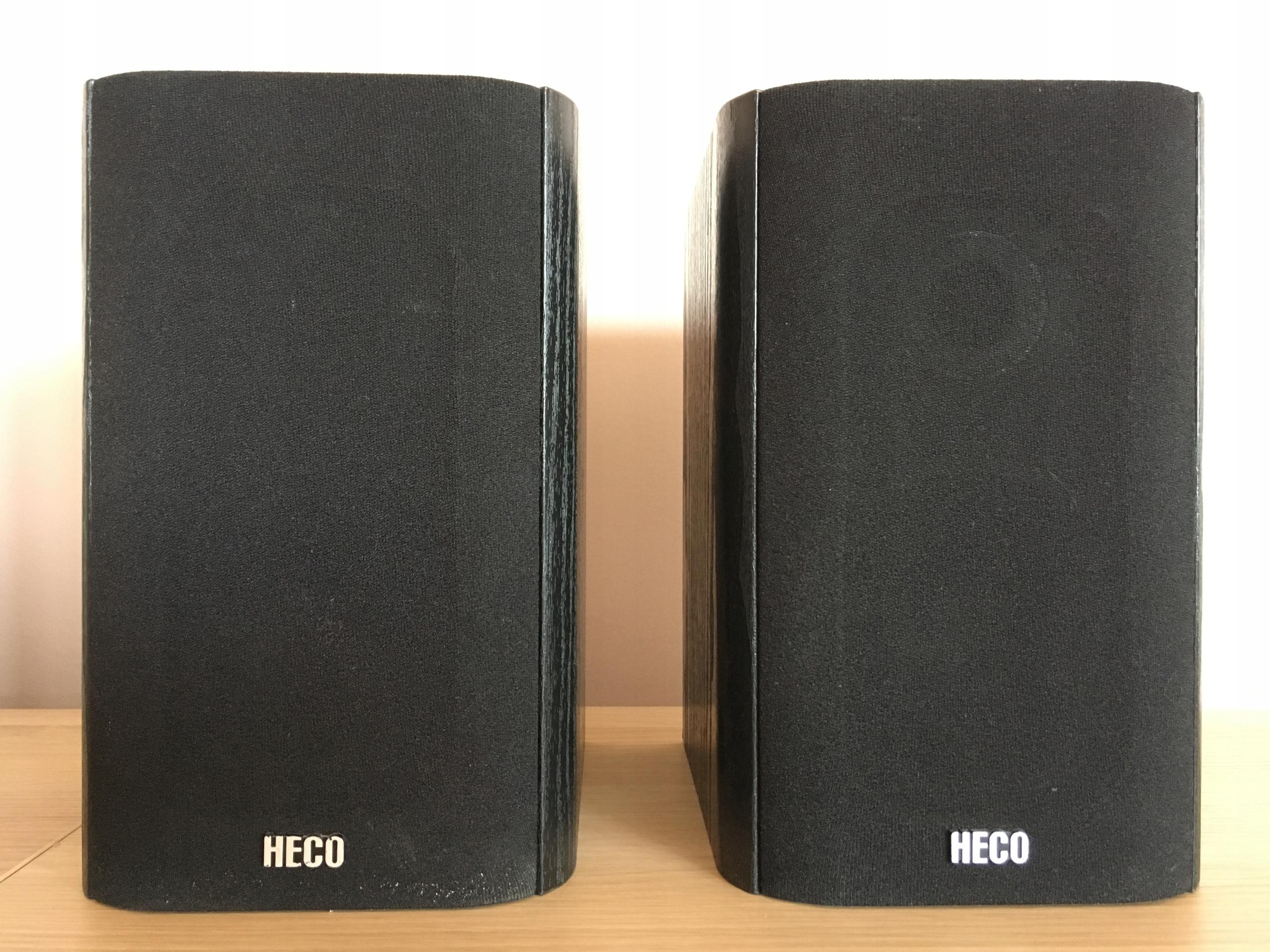 Kolumny HECO ODEON 100 50/80W STAN IDEALNY