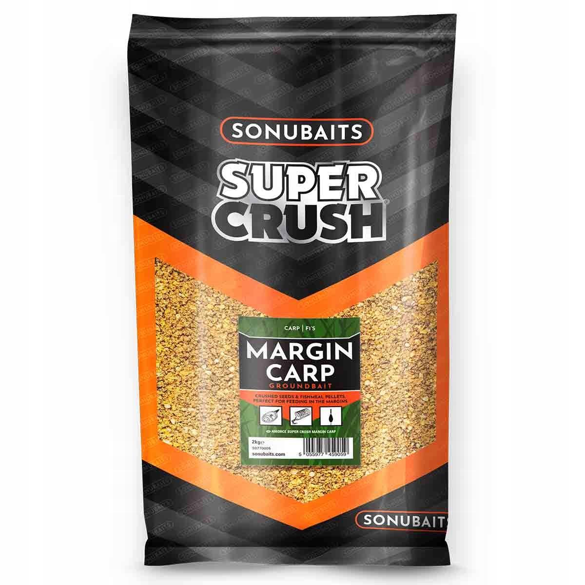 Sonubaits zanęta SuperCrush Margin Carp