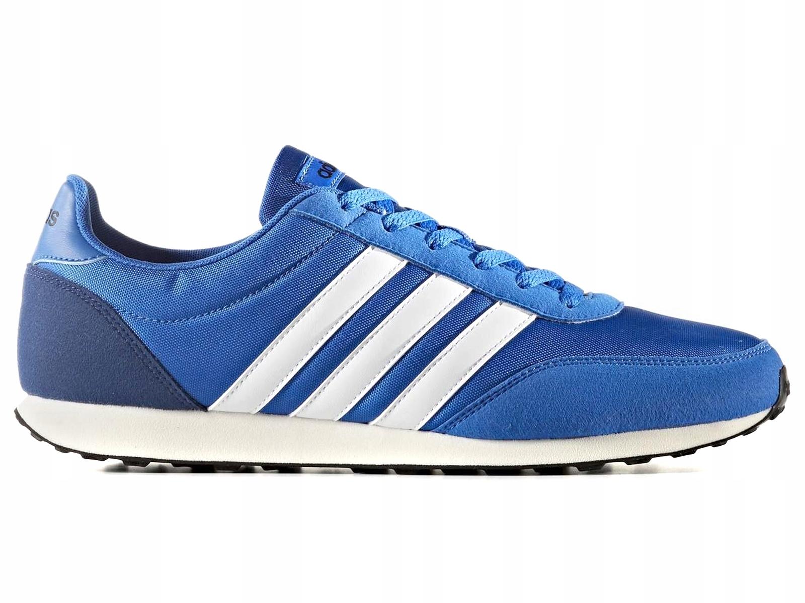Adidas Buty męskie V RACER 2.0 BC0107 niebieski