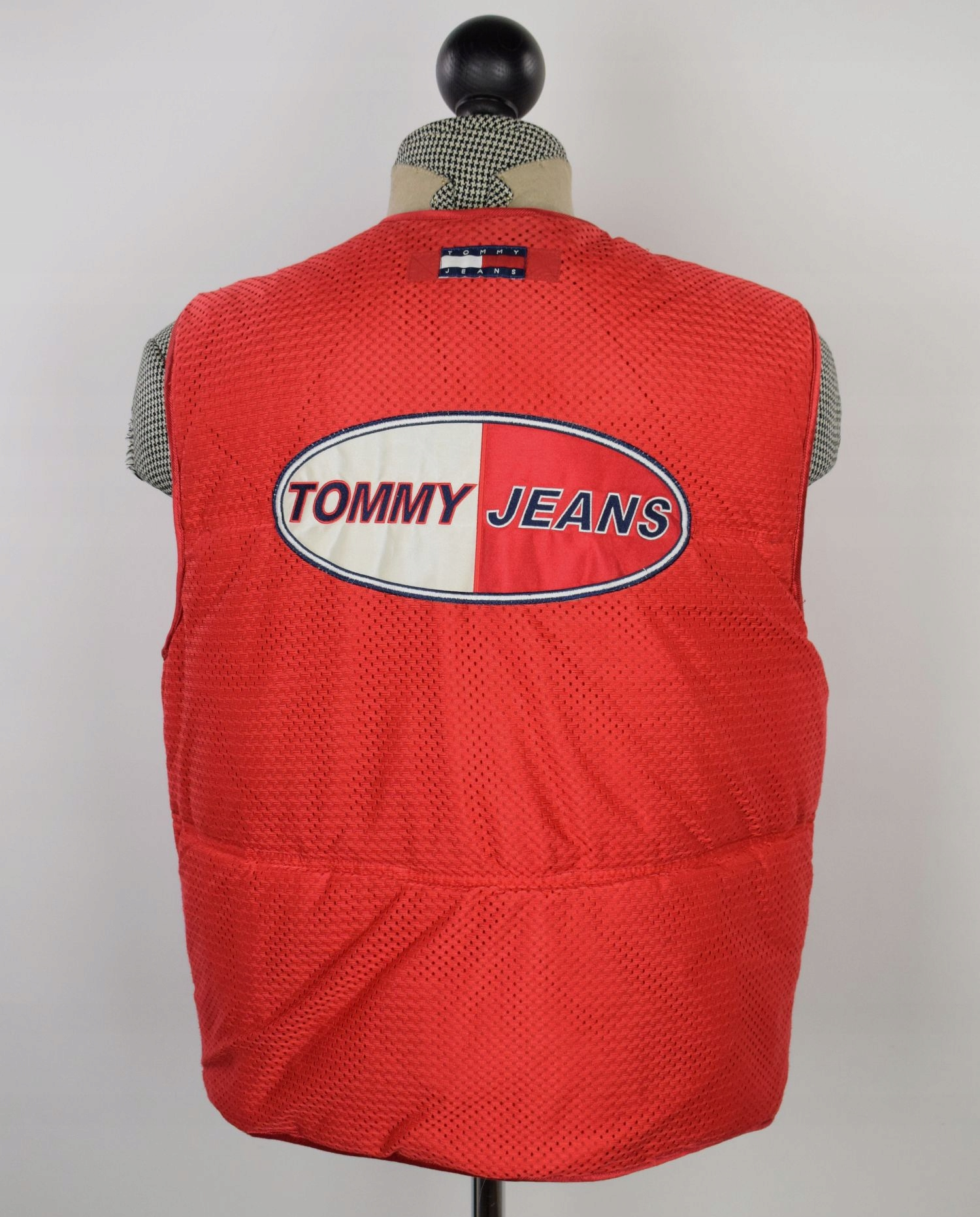 Tommy Hilfiger Jeans Streetwear Puch Kamizelka L
