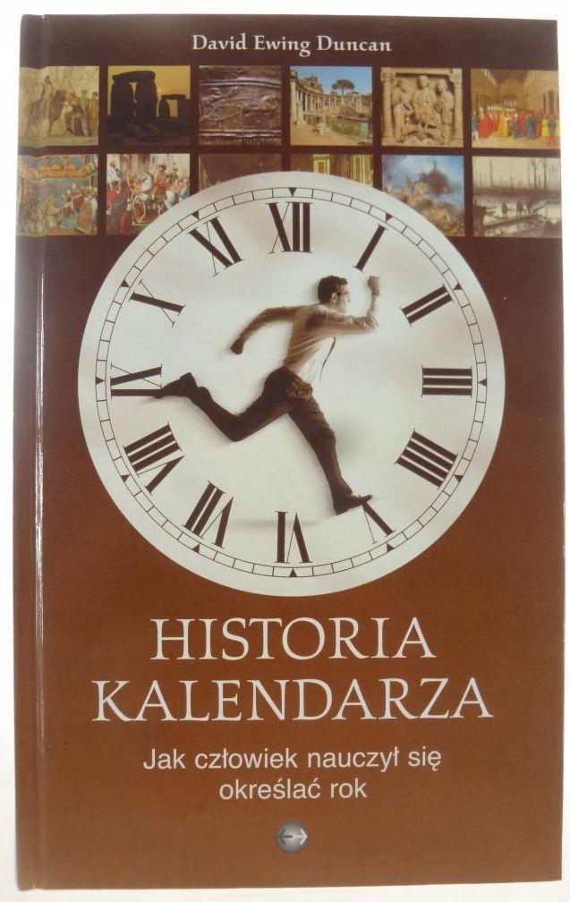 Historia kalendarza. Jak człowiek nauczył się okre