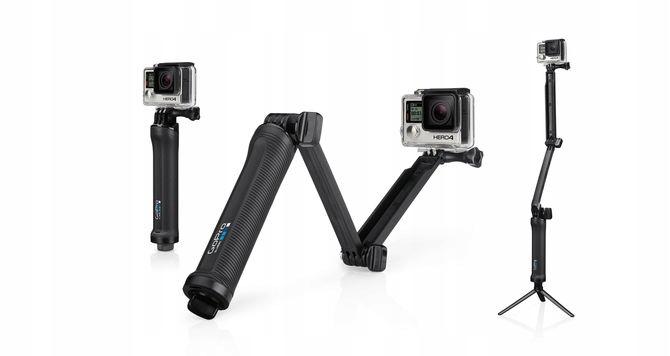Akcesoria GoPro Wysięgnik 3 Way Kijek