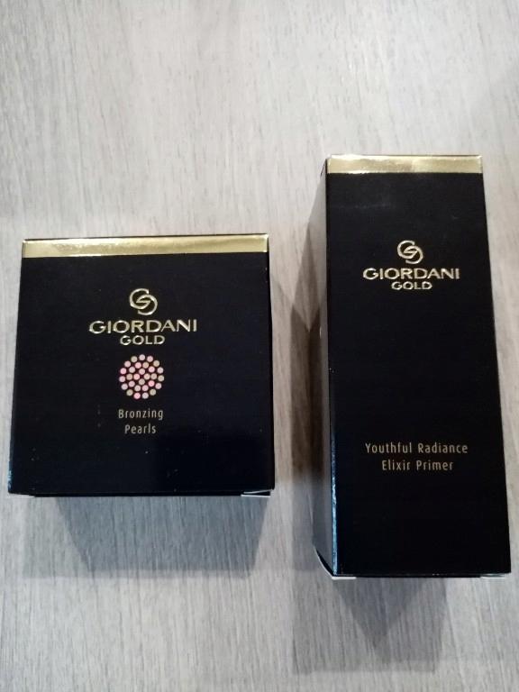 ORIFLAME Zestaw Giordani Gold
