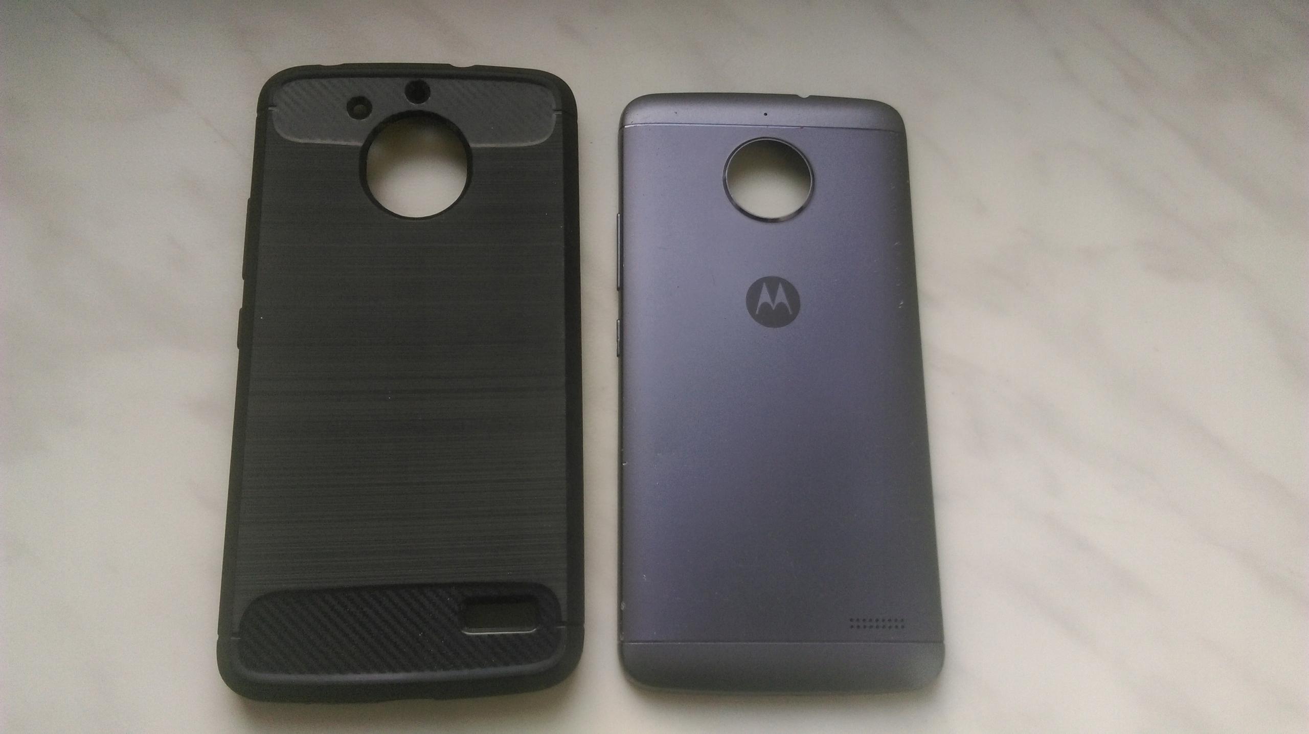 Motorola XT1762 Moto E4 klapka +przyciski +etui