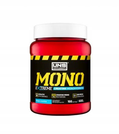 UNS Mono Extreme Kreatyna Monohydrate 600g