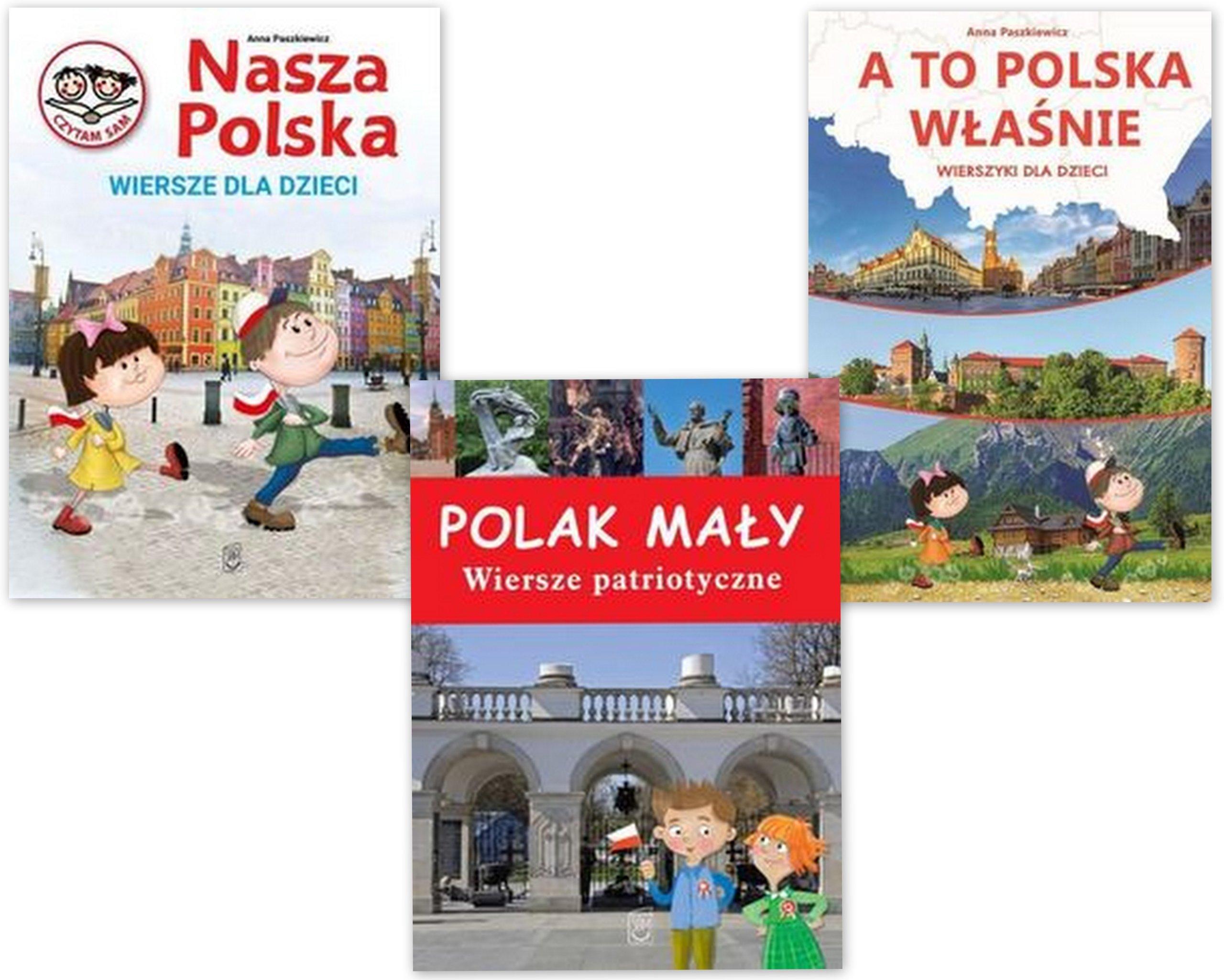 Nasza Polskapolak Małya To Polska Właśnie Wiersz