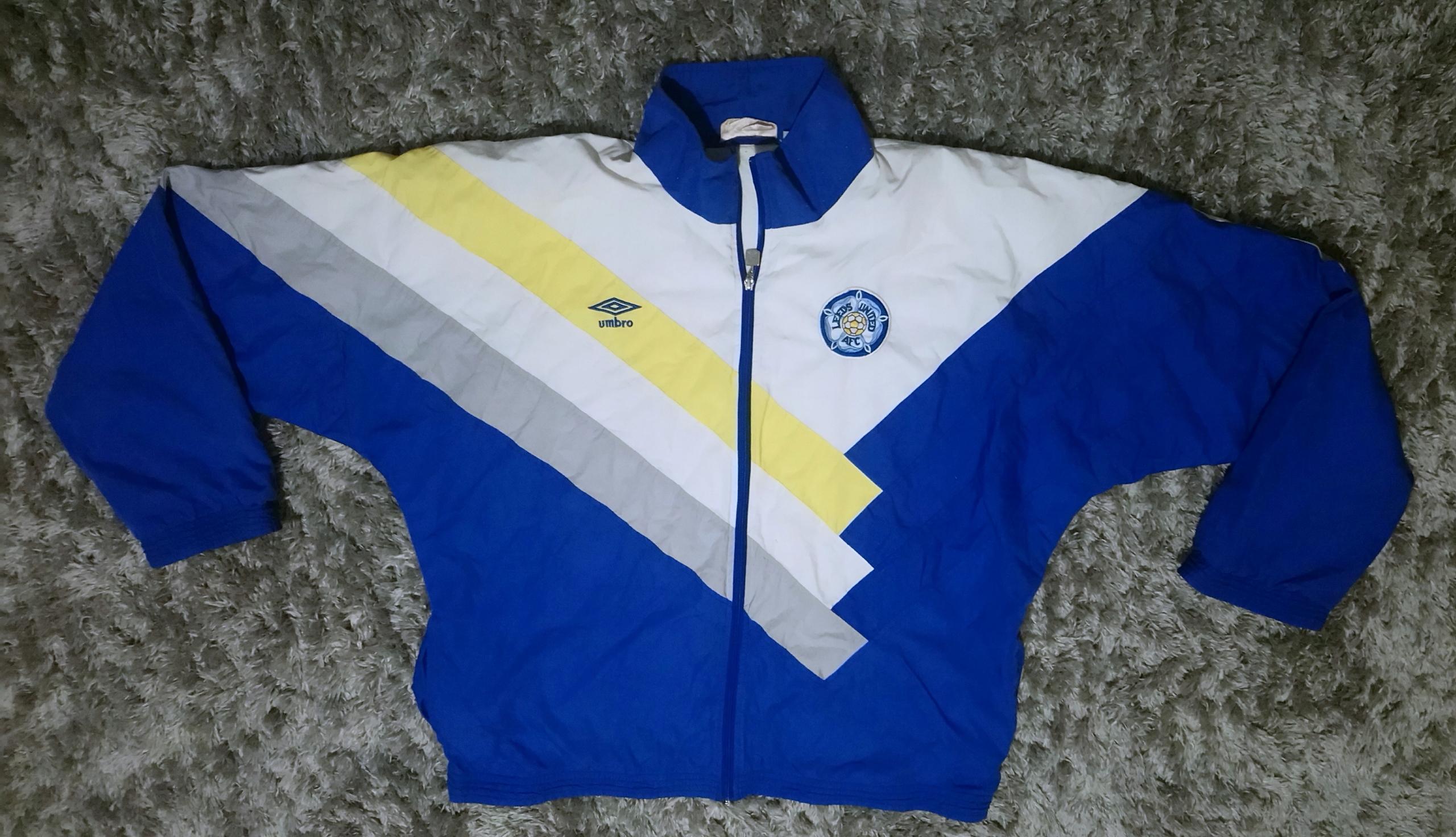 Umbro Leeds United Retro Classic L/XL