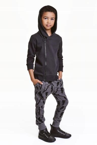 Spodnie dresowe H&M 122