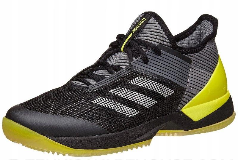 Adidas Adizero Ubersonic 3 W - Clay B/Y 37 1/3