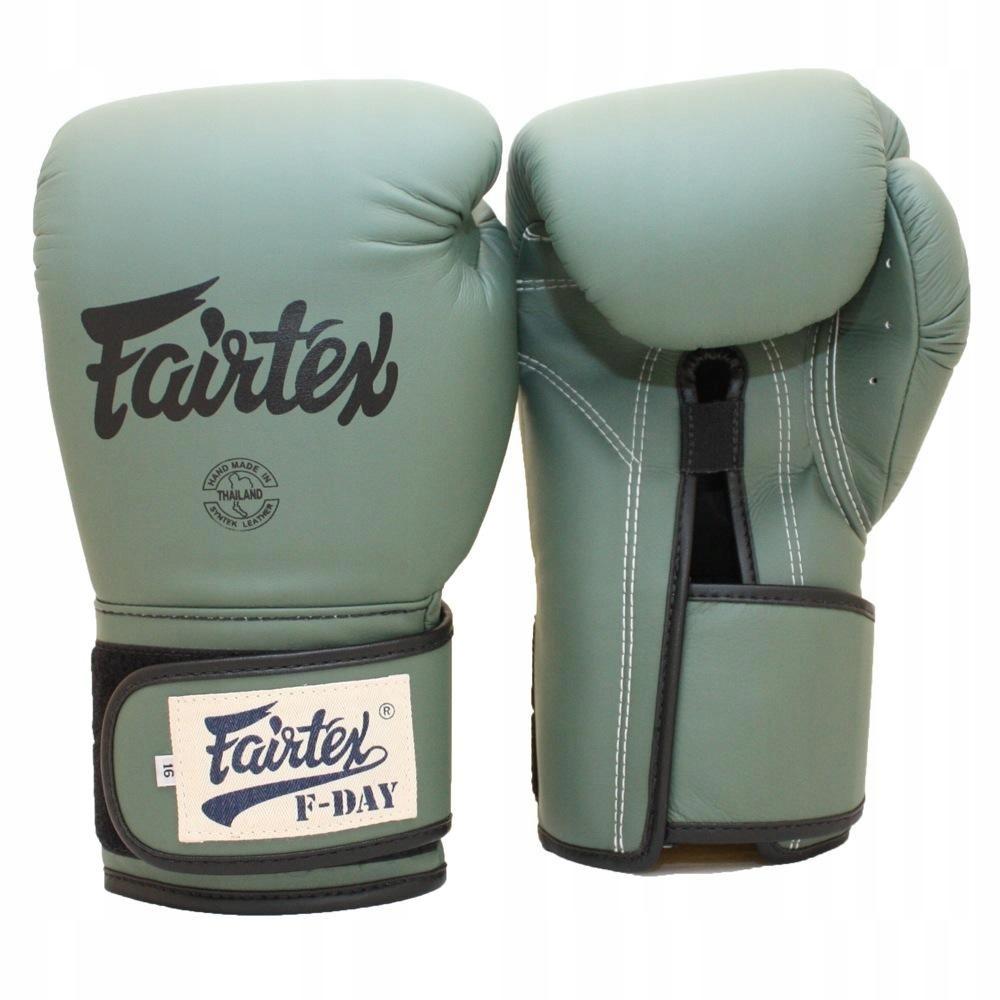 FAIRTEX rękawice boks muay thai F-DAY BGV-11 12 oz