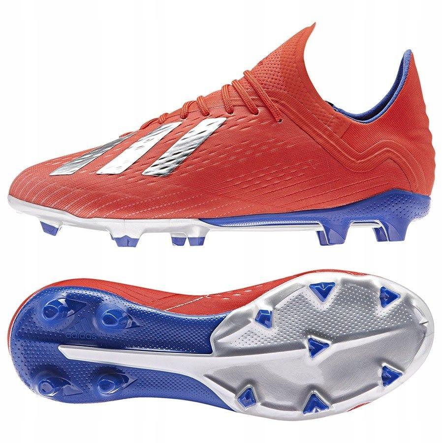 Buty adidas X Junior 18.1 FG BB9353 37 13