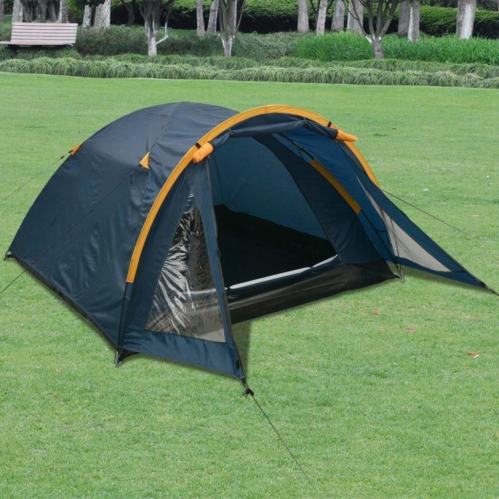 Namiot 3-osobowy, niebieski GXP-679879