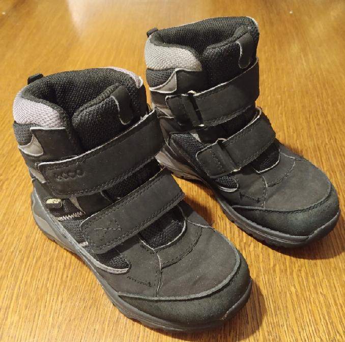Buty zimowe ECCO 27 GORETEX - chłopiec