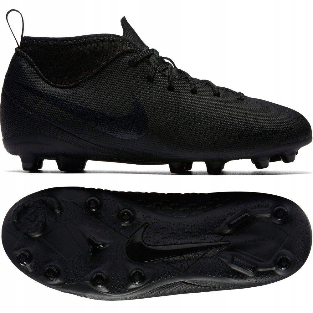 Buty Nike JR Phantom VSN Club DF FG Ao3288 001 - C