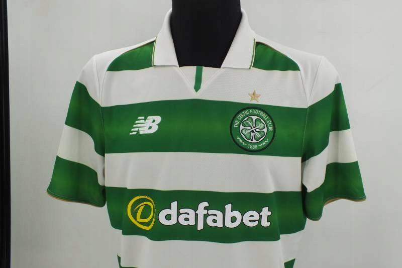 New Balance Celtic Glasgow koszulka klubowa M