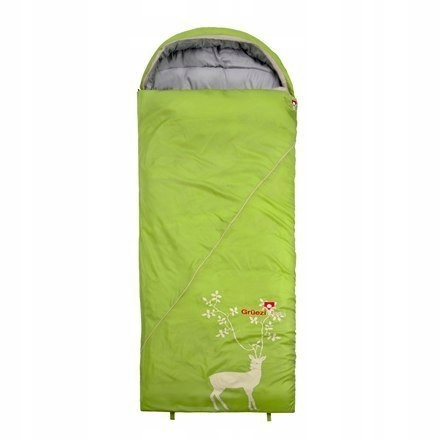 Gruezi-Bag Cloud Decke Deluxe, Sleeping bag, 225x8
