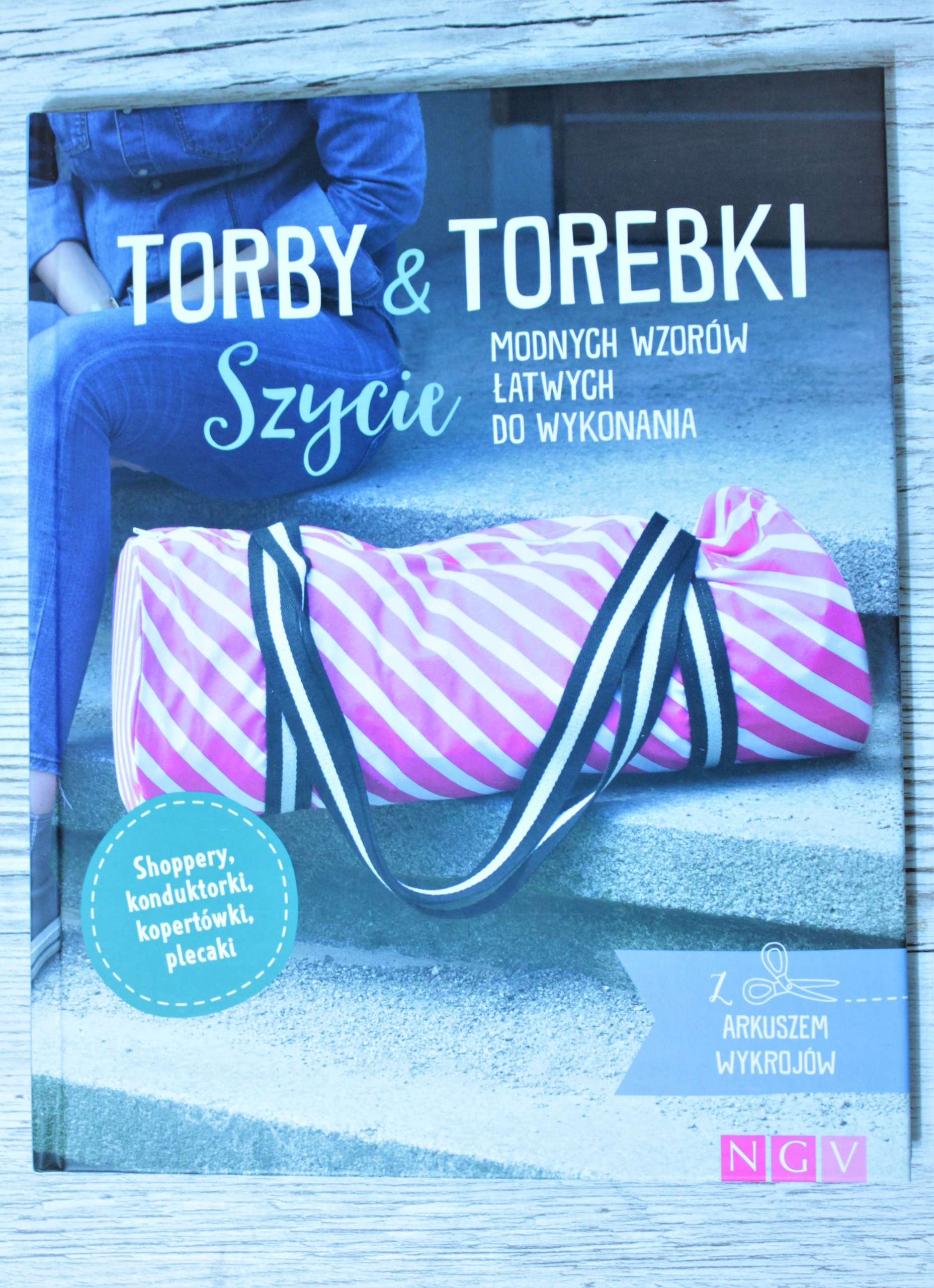 Torby & Torebki , Szycie modnych wzorów