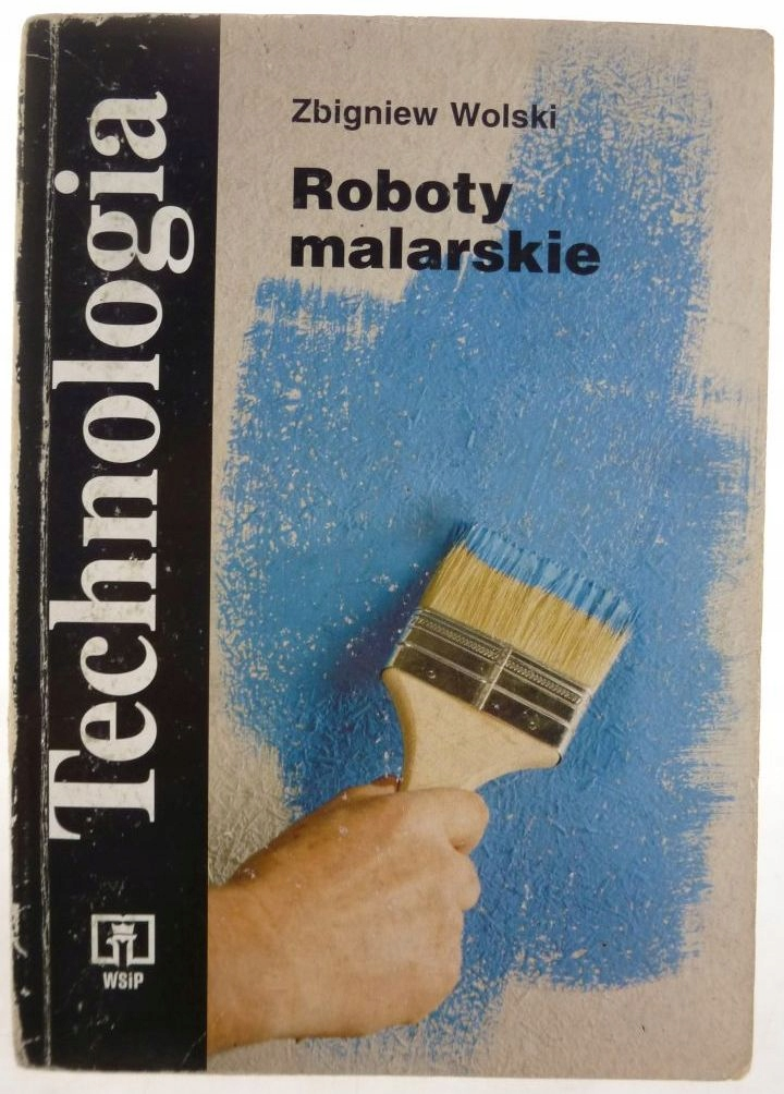 Roboty malarskie - Zbigniew Wolski