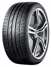 4 x Bridgestone Potenza S001 215/40R17 87 Y XL FR
