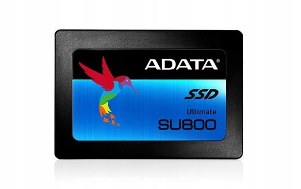 ADATA SU800 256 GB DYSK SSD 2,5 SATA 560MBs 3DNAND