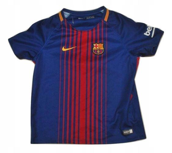 U Koszulka t-shirt Nike XL 7-8 lat FC Barcelona !