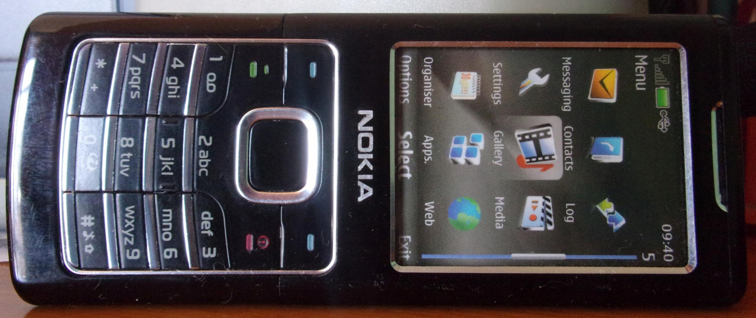 Atrapa telefonu komórkowego NOKIA