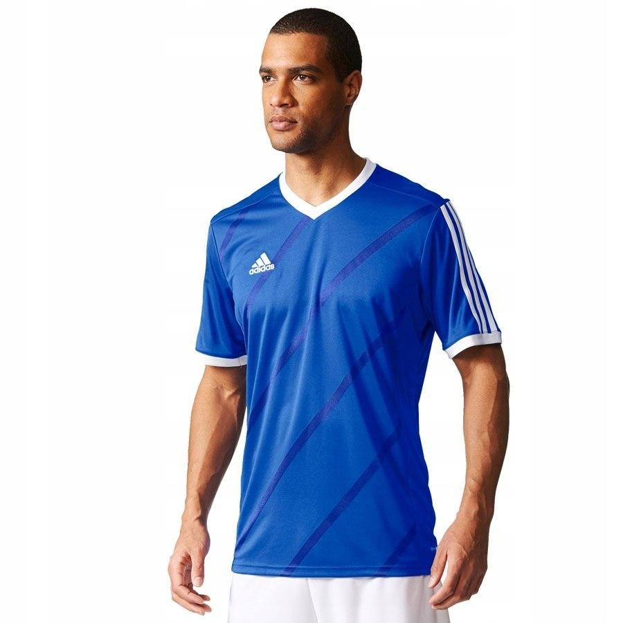 Koszulka adidas Tabela 14 F50270 niebieski XL