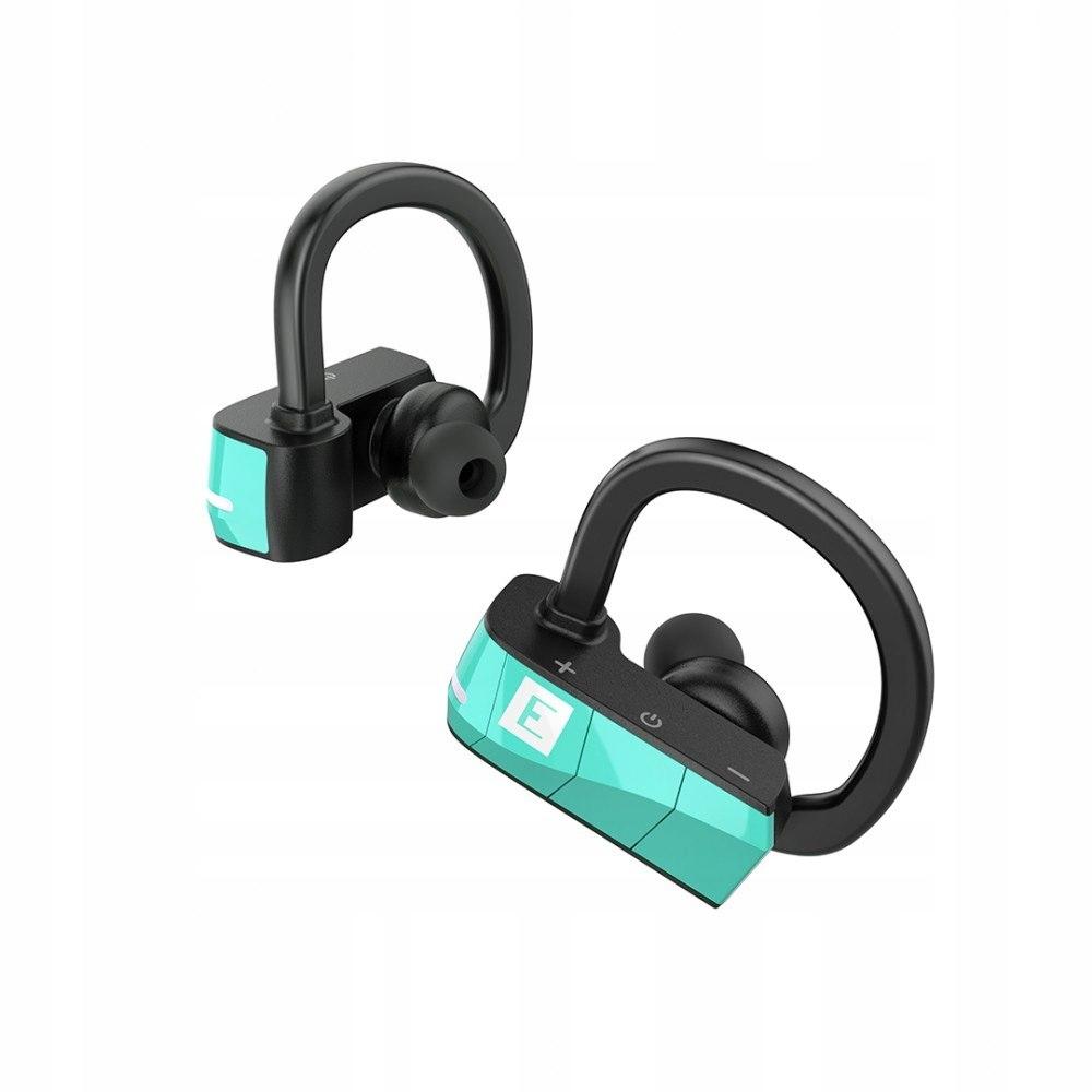Słuchawki Bluetooth RIO 3 niebieskie