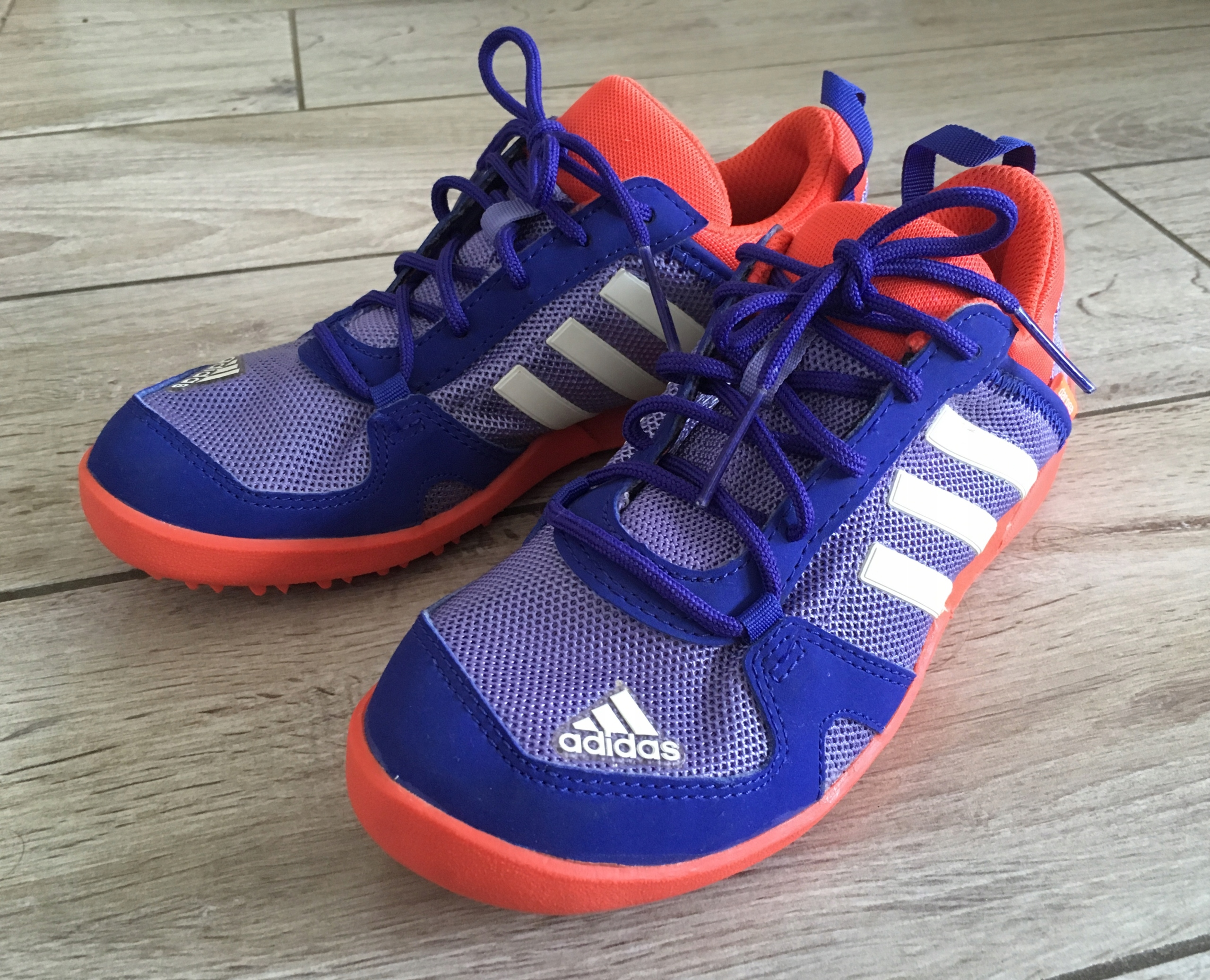 Adidas Daroga r. 33 dł. wkładki 20,5 cm adidasy