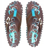 GUMBIES Klapki ISLANDER CANVAS EU:38 US:7 UK:5