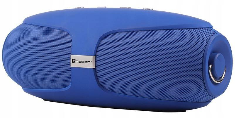 TRACER Głośnik Warp Bluetooth Niebieski