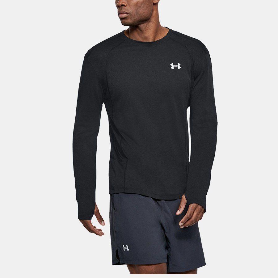 Koszulka Męska do biegania UA Swift LS Tee czarn M