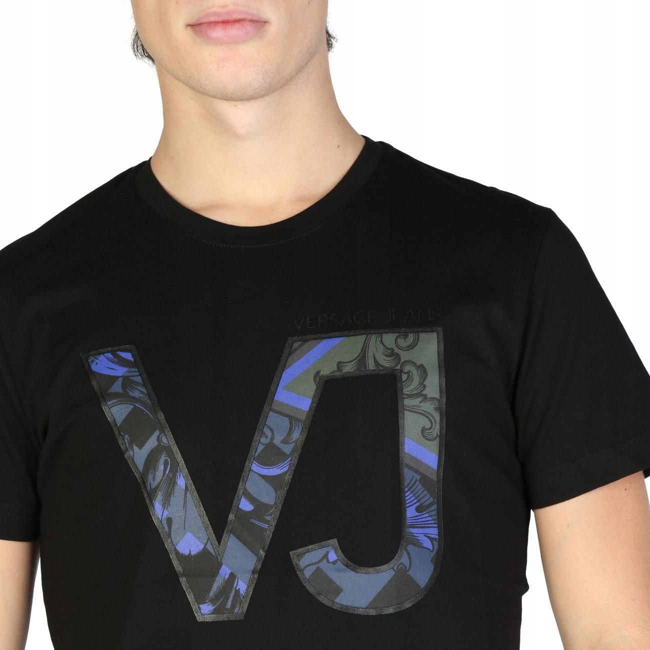 T-SHIRT Koszulka Versace Jeans - B3GSB73D_36598 S