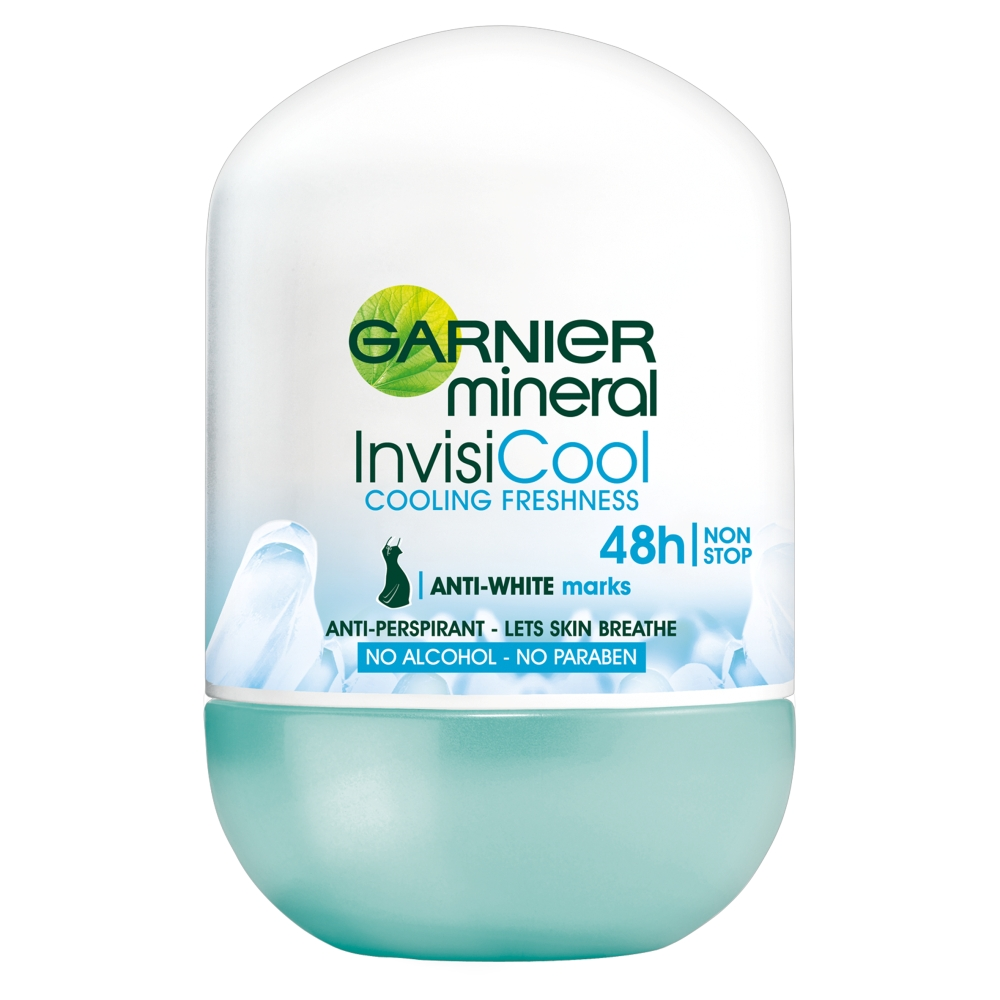 Garnier Invisi Mineral Cool antyperspirant w kulce
