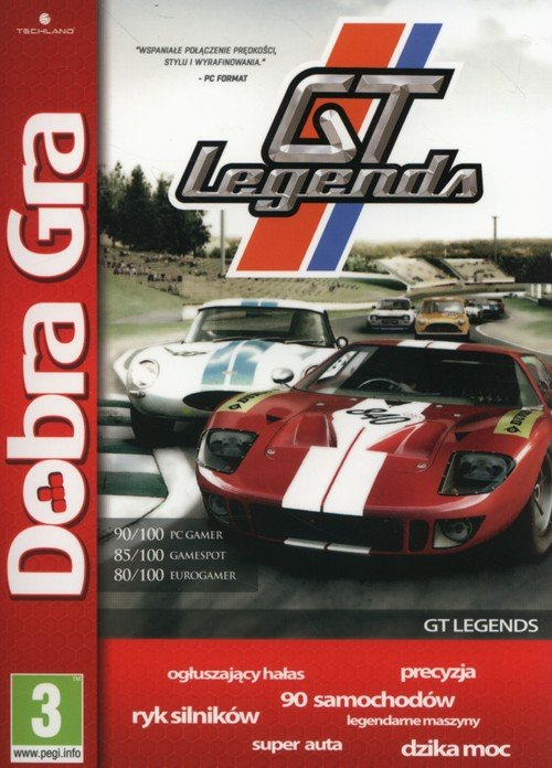 Dobra Gra GT Legends