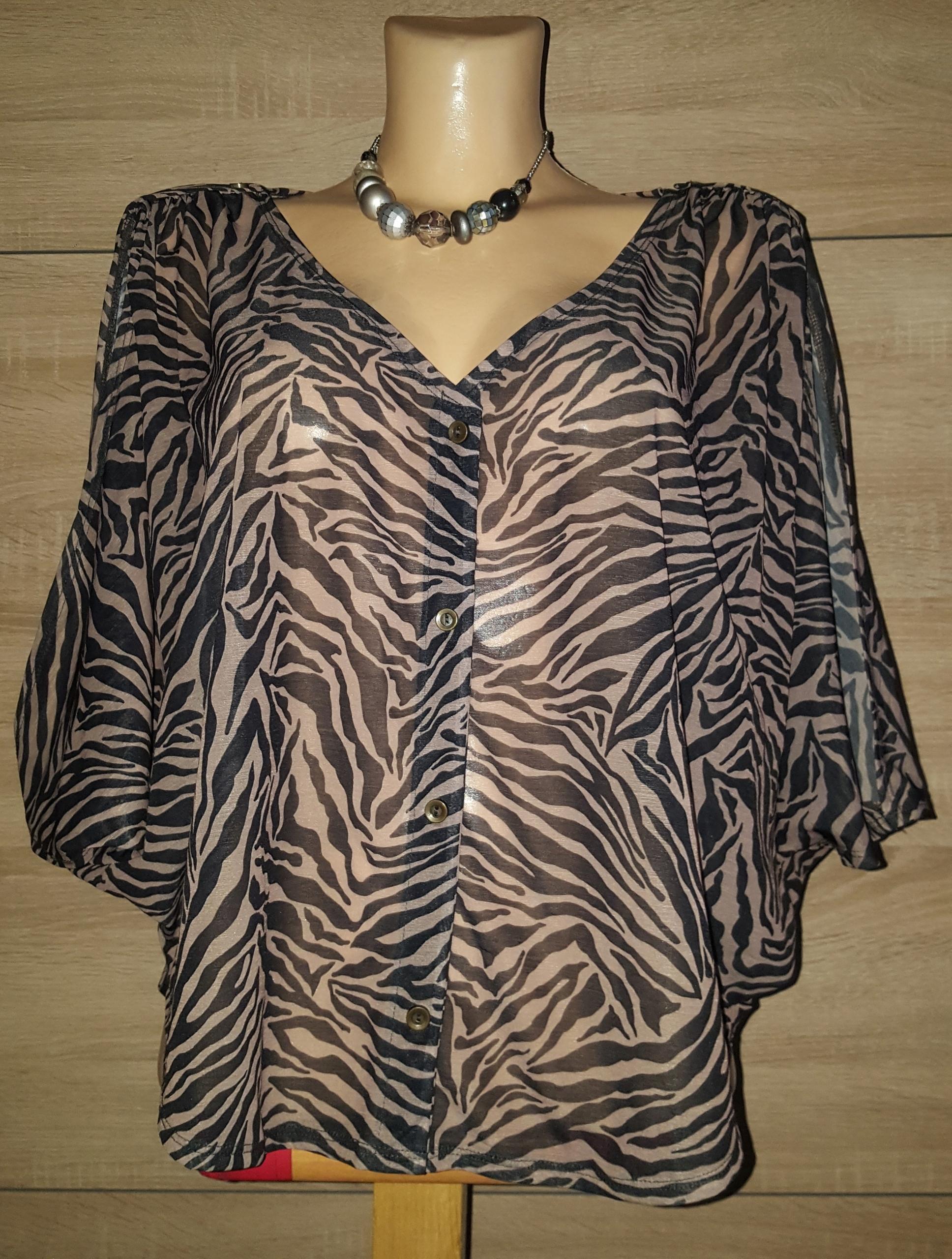 Bluzeczka damska RIVER ISLAND rozmiar 40.