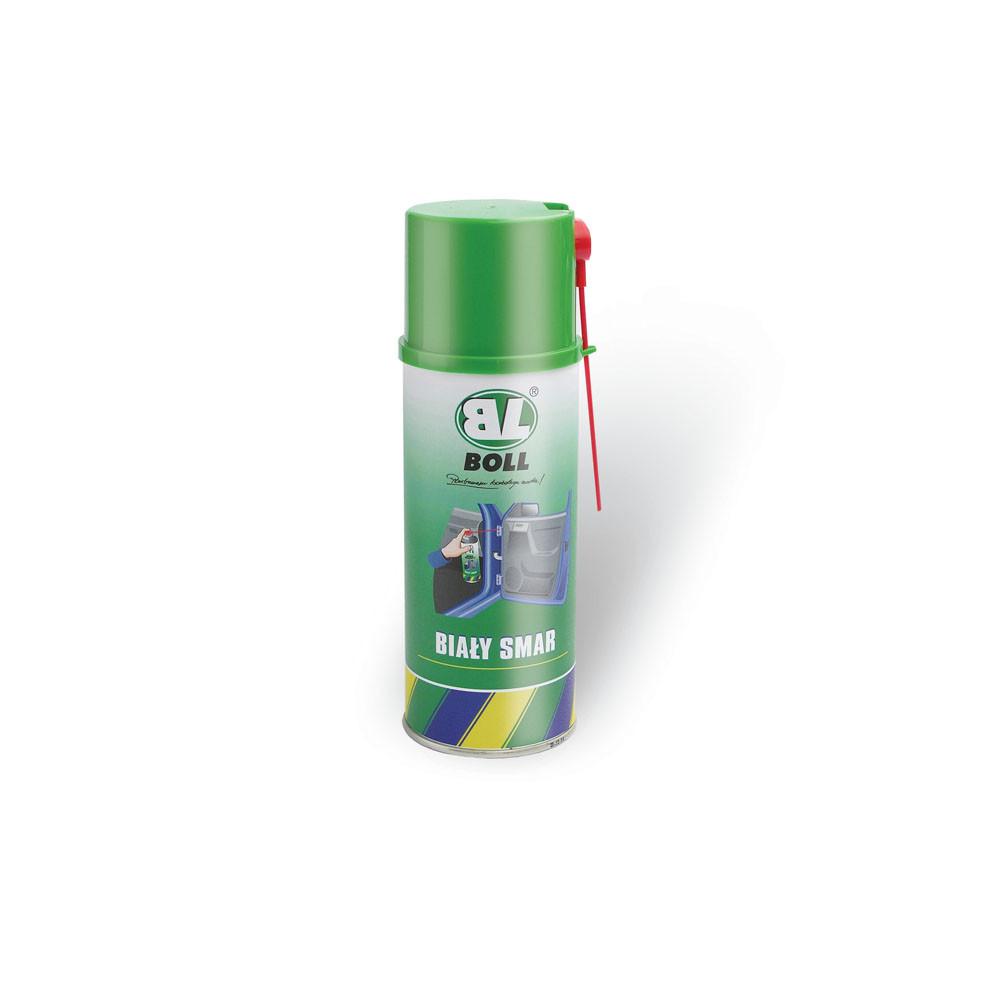 Smar Biały w Sprayu 400ml Boll