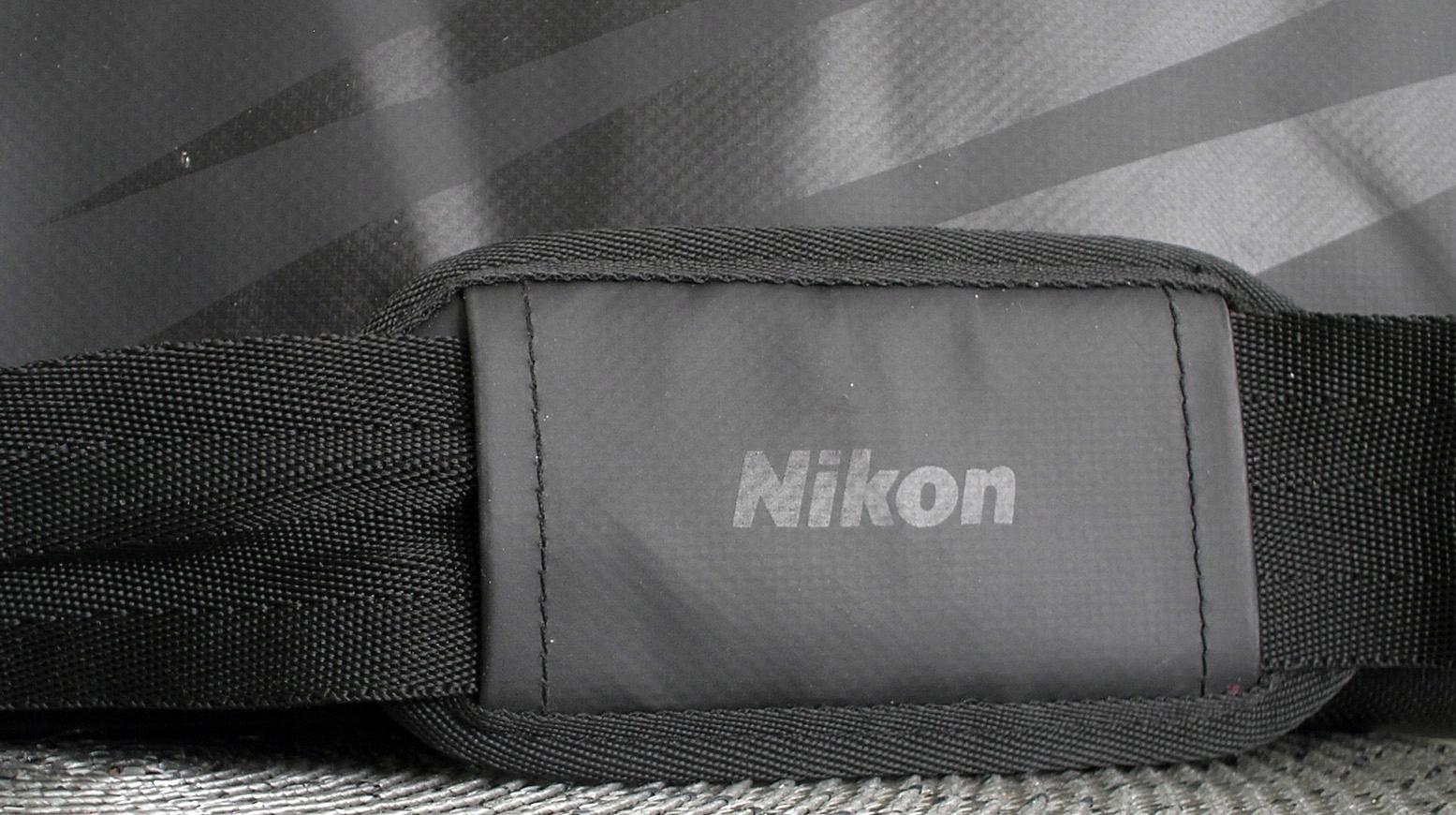 Torba foto z logo Nikon- duża