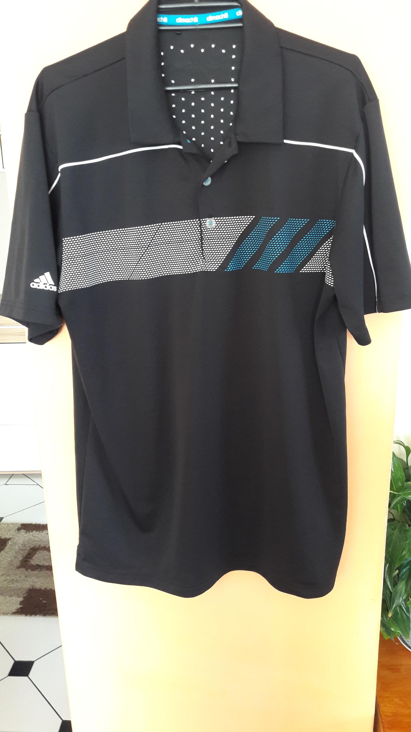 Koszula polo Adidas Climachill