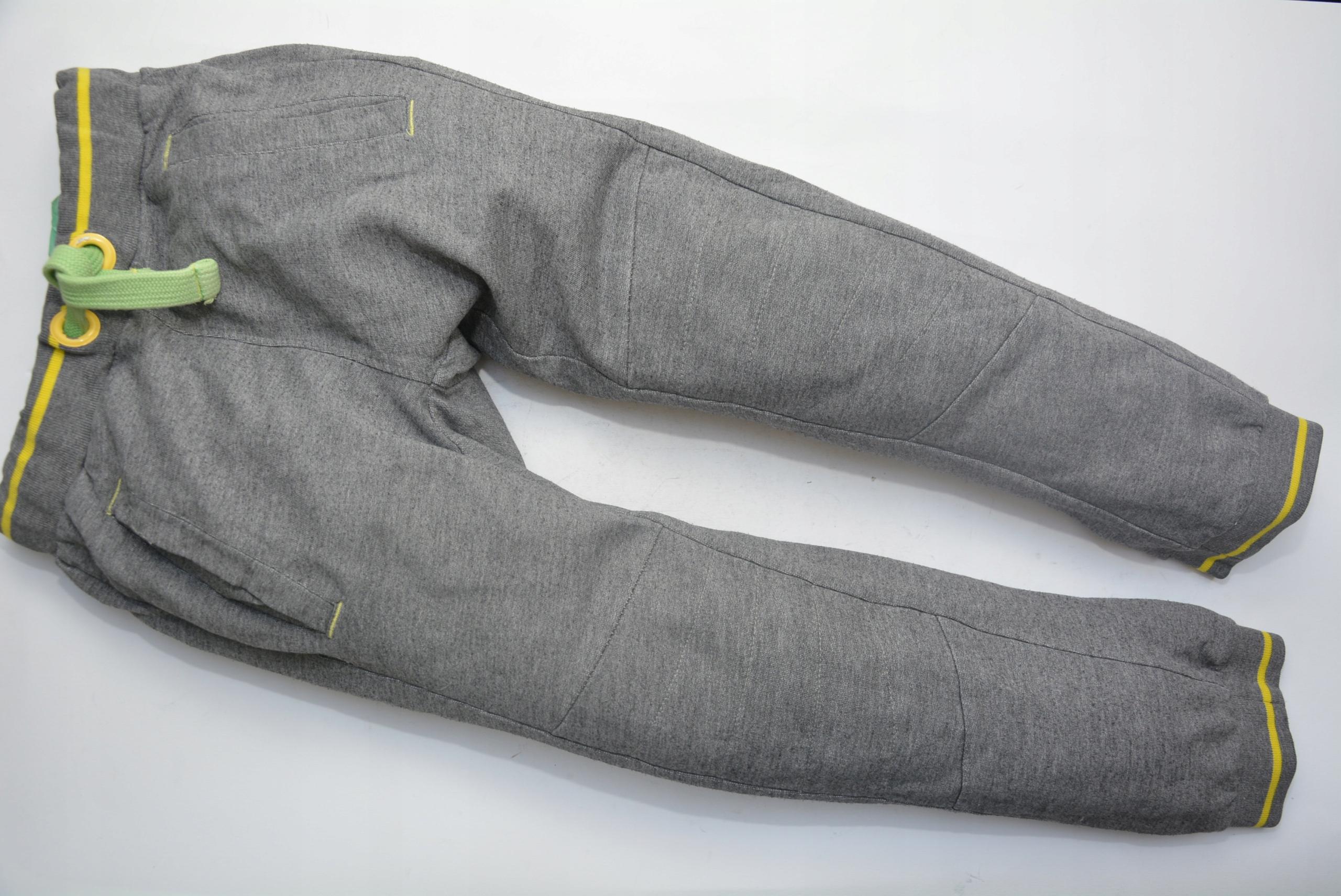 Extra Spodnie dresowe COCCODRILLO dla luzaka :)122