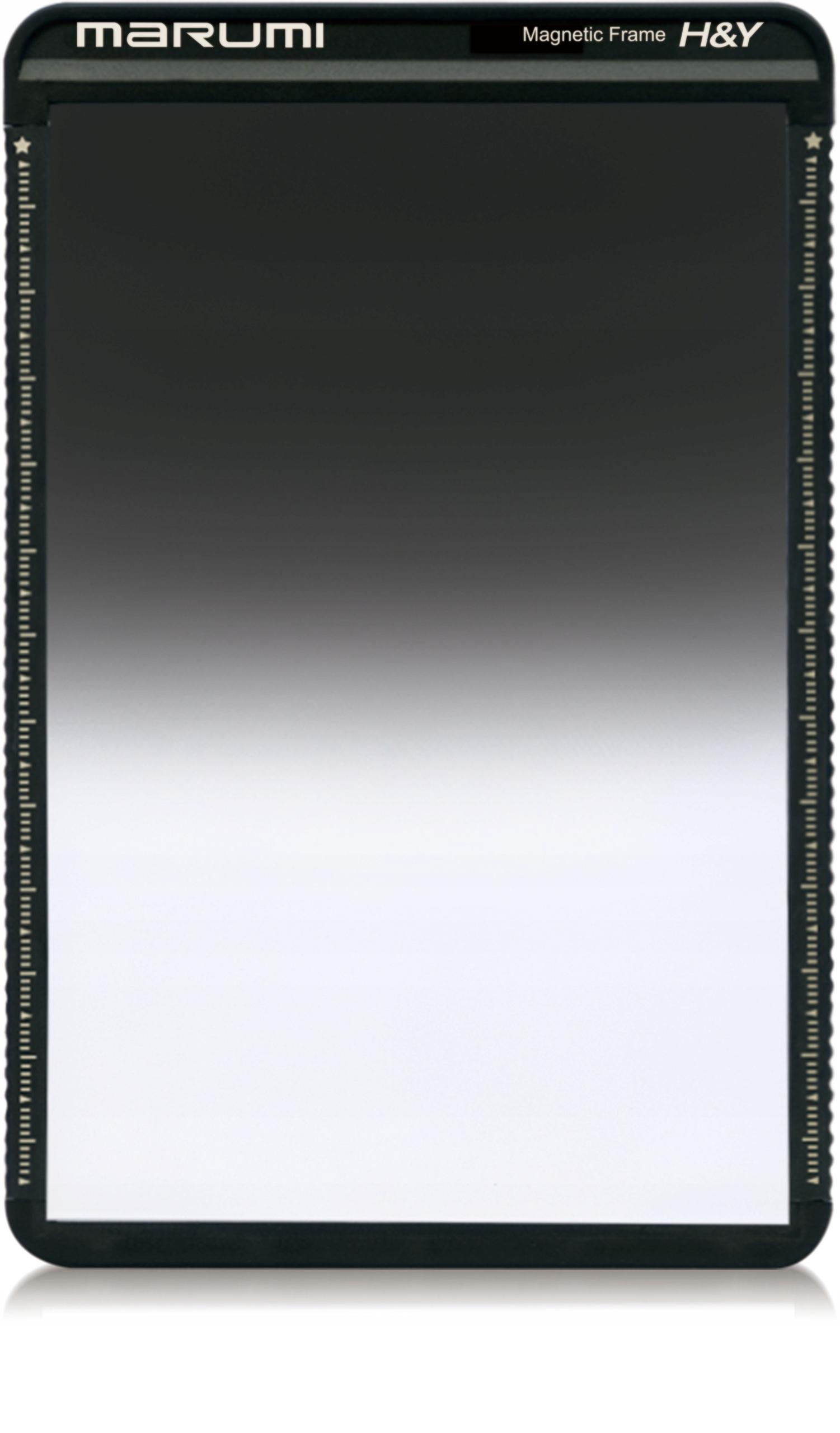 Filtr połówkowy Marumi Square GND8 soft 100x150mm