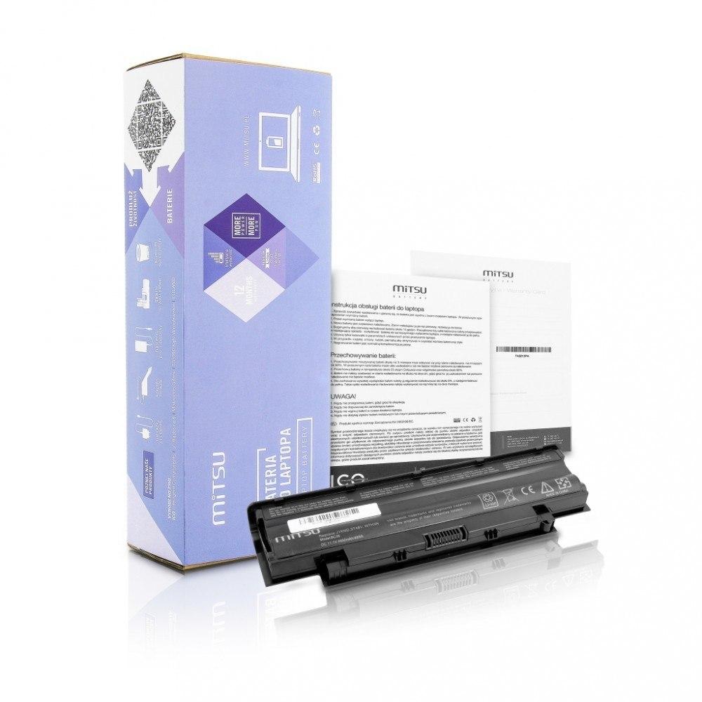 Bateria do Dell 13R, 14R, 15R 4400 mAh (49 Wh) 10.