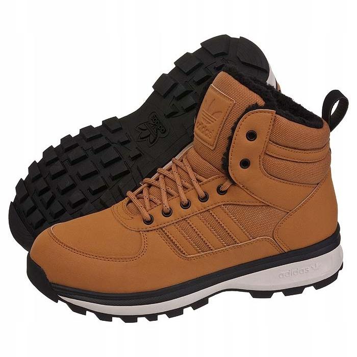Buty męskie Buty Męskie Zimowe Adidas Chasker Boot M20693 PL