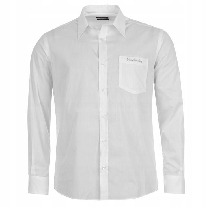 Biała koszula Pierre Cardin XL 43/182