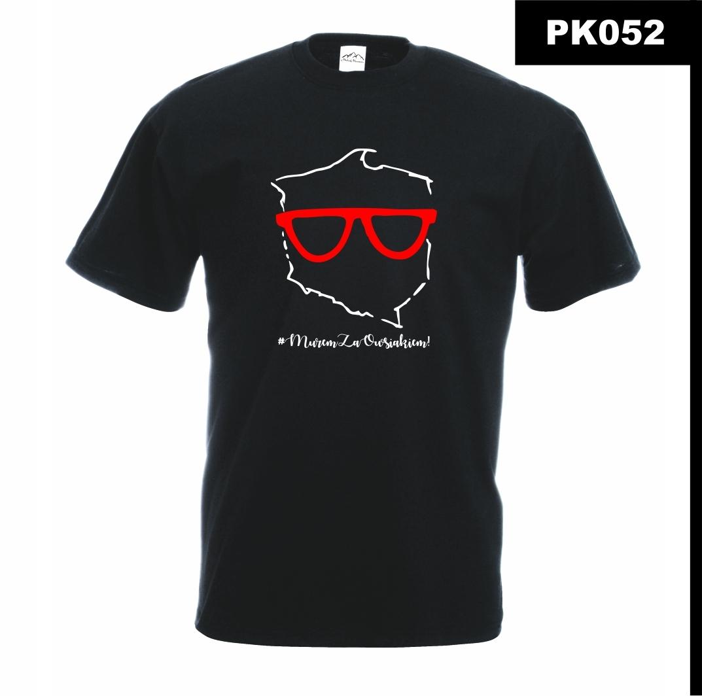 Koszulka z nadrukiem 10zł/dla WOŚP PK052M CM