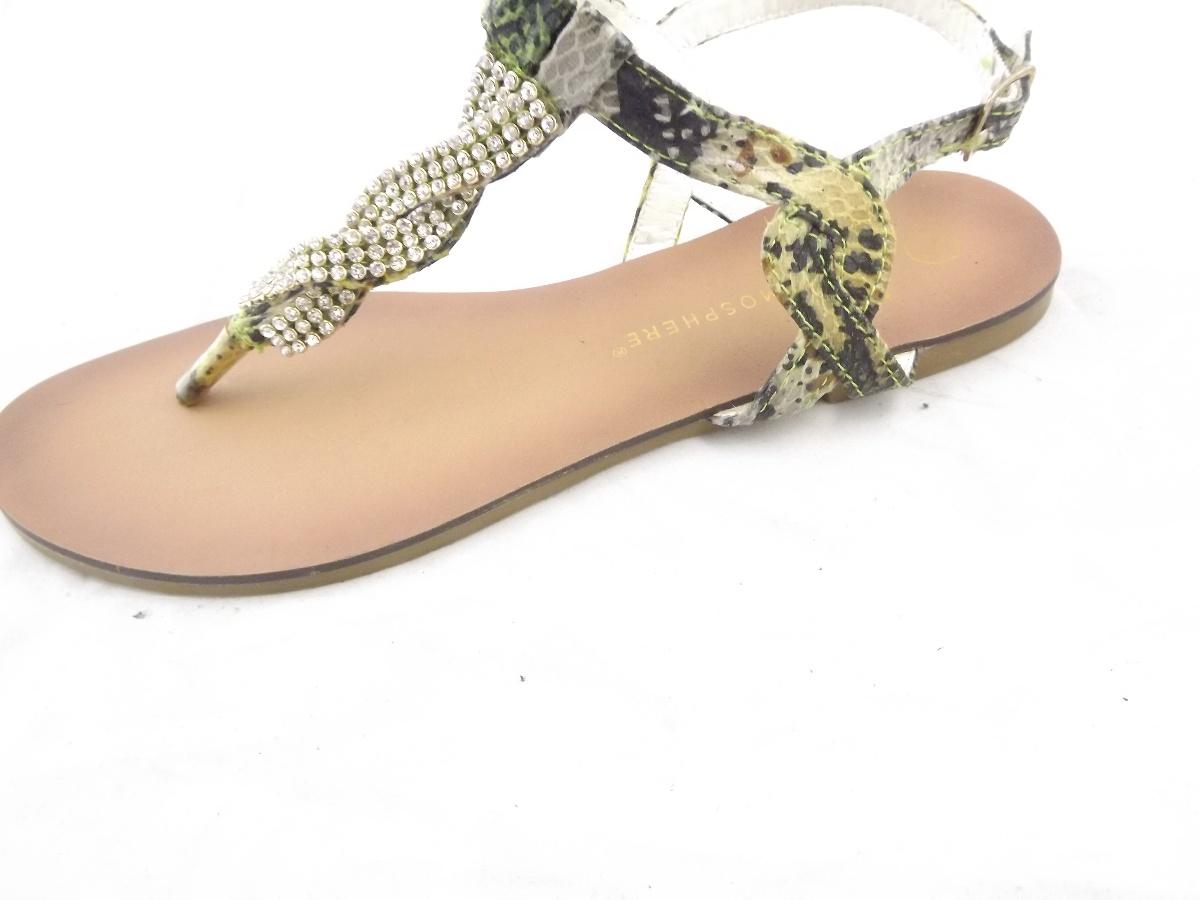 ATMOSPHERE sandały japonki 24 cm