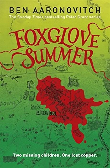 Ben Aaronovitch Foxglove Summer (PC Peter Grant 5)