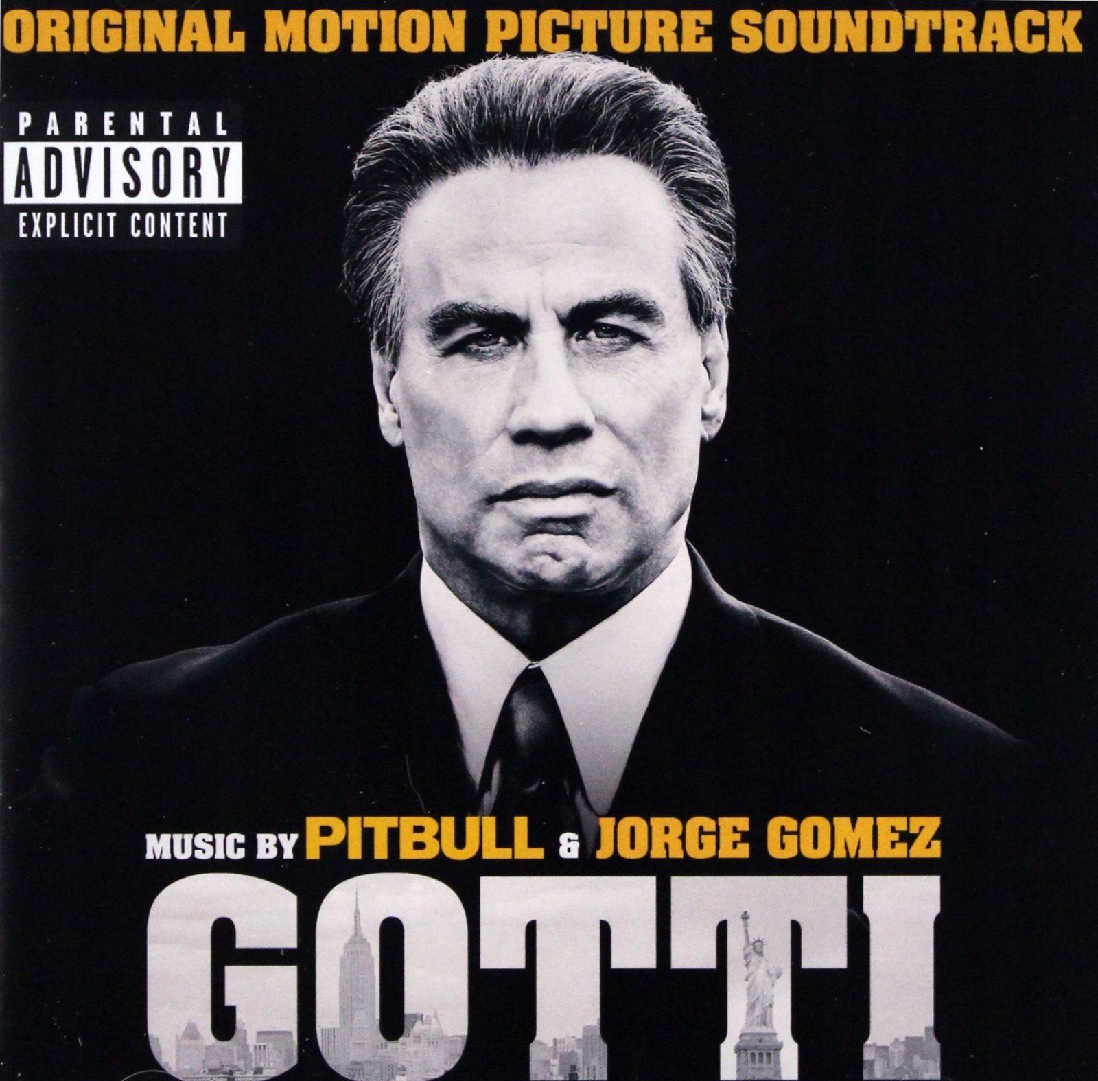 GOTTI SOUNDTRACK (PITBULL+JORGE GOMEZ) [CD]