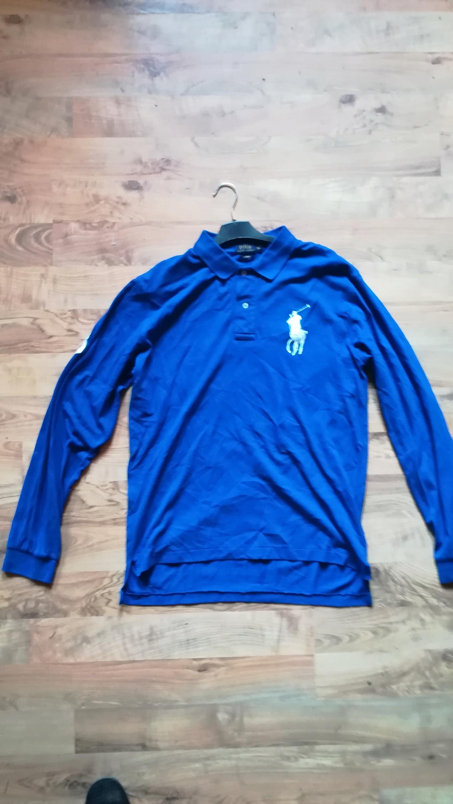 POLO Ralph Lauren bluza duża